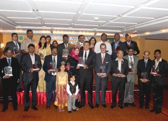 ASDF Global Awards v4.0 2014 – Group Photo