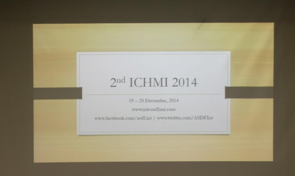 ICHMI 2014