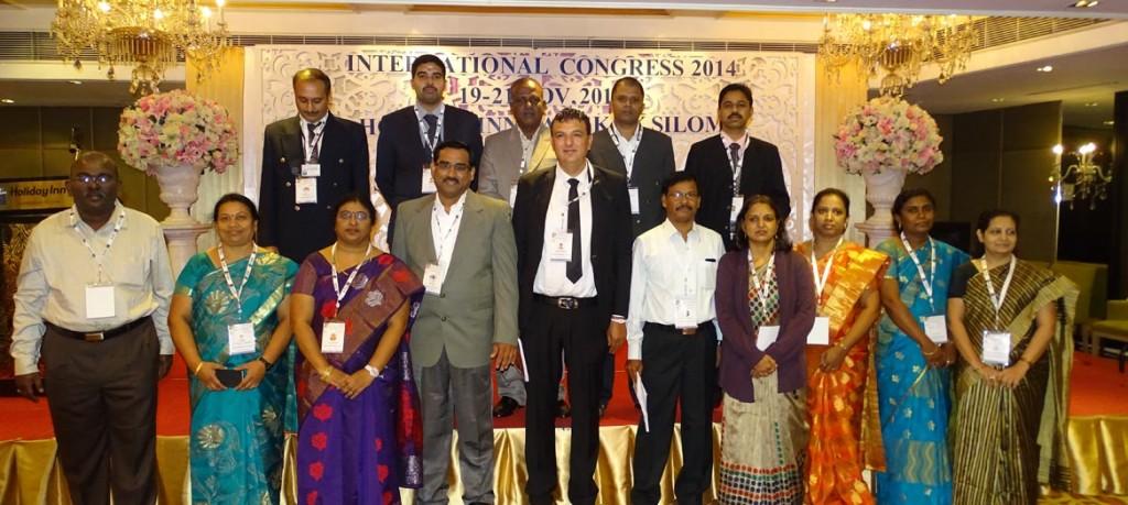 International Congress 2014 Chairs