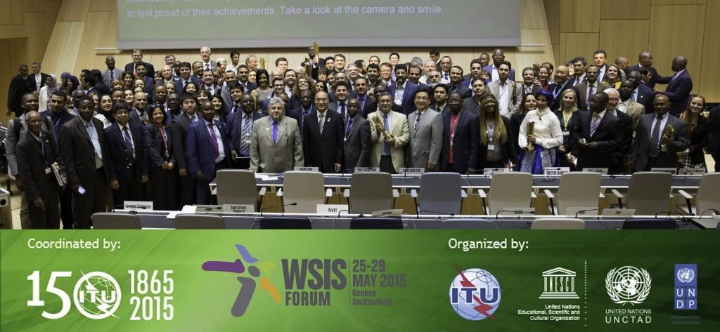 ASDF in UN's ITU WSIS 2015
