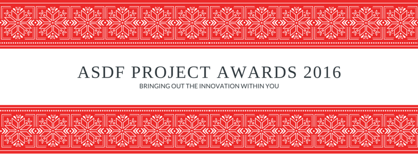 Project Awards 2016