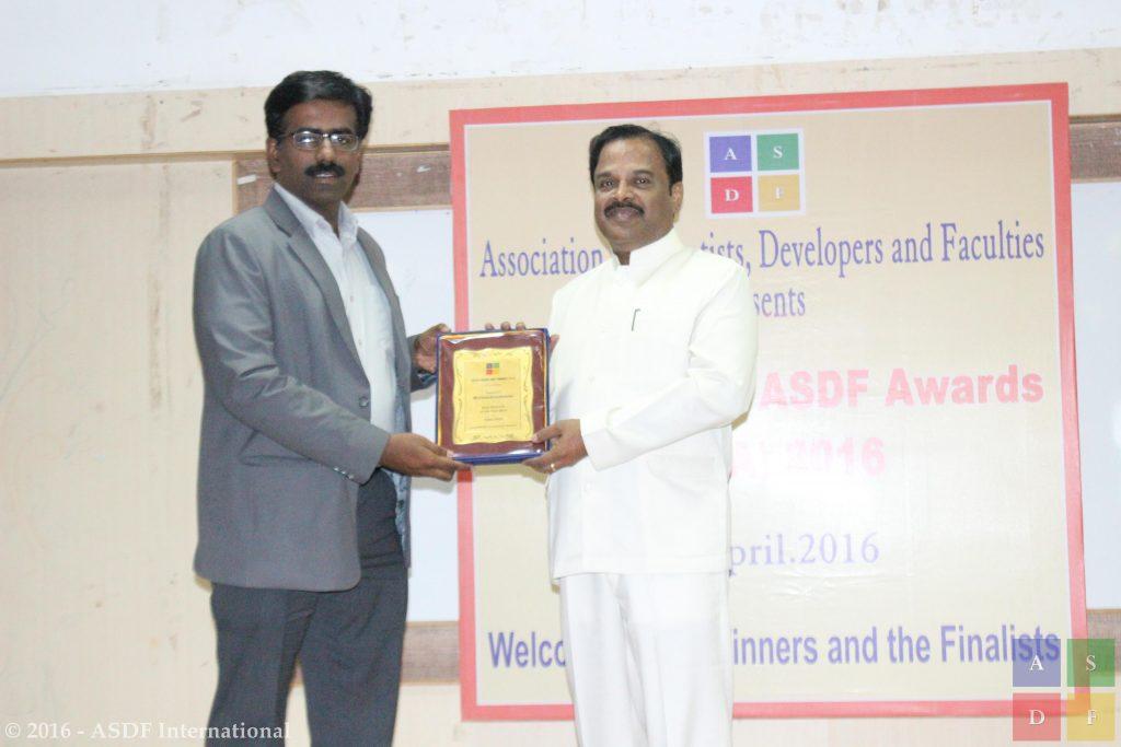 M Chandrasekaran