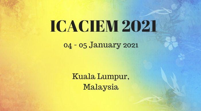 ICACIEM 2021