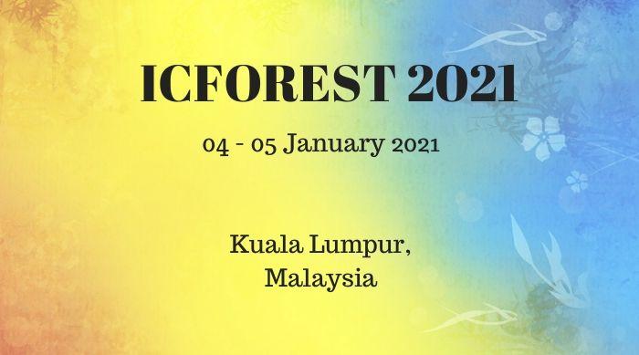 ICFOREST 2021