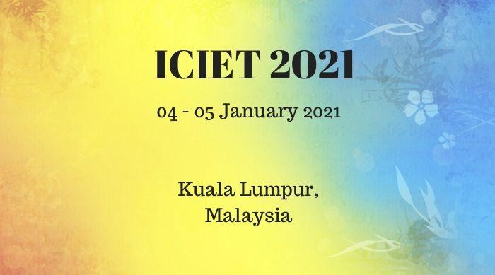 ICIET 2021