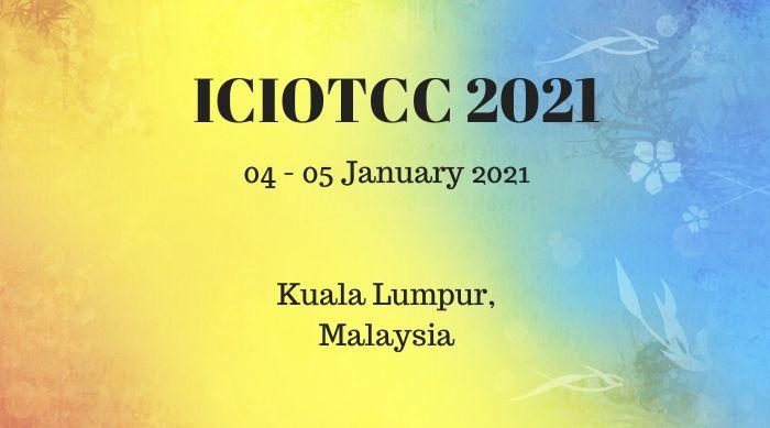 ICIOTCC 2021